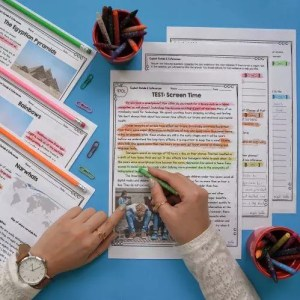 📙 5th Grade Reading Comprehension