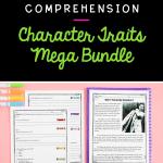 Character Traits Reading Passages Mega Bundle Pin