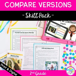 Comparing Versions Skill Pack