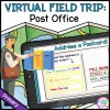 Virtual Field Trip to the Post Office - Primary in Google Slides & Seesaw Format