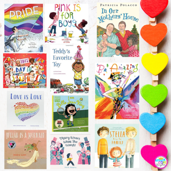 Books to help teach LGBTQ+ pride in the classroom