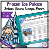 Fiction Review – 2nd & 3rd Grade Reading Comprehension Escape Room – Digital & Printable