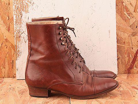 Vintage Lace Boots Americas Best Lifechangers