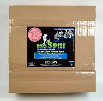 python no spill clean and fill aquarium maintenance system 100 ft