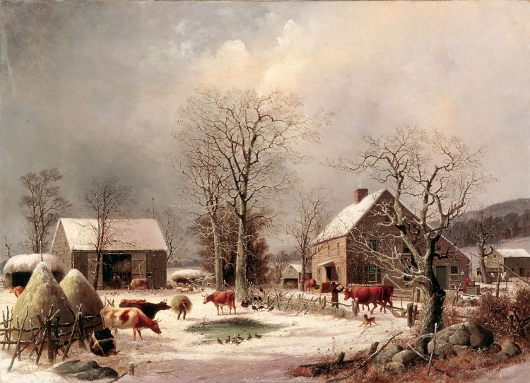 george-henry-farm-art
