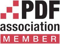 Member of PDF Association logo