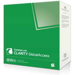 CommonLook Clarity GlobalAccess product box
