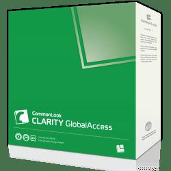 CommonLook Clarity GlobalAccess product box