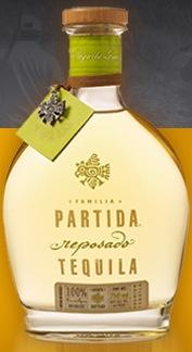 Partida Reposado - Smooth Aged Tequila