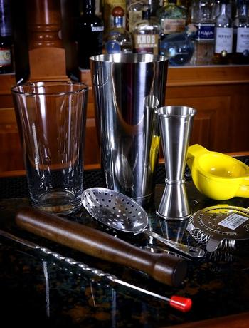 Home Bartender Starter Kit