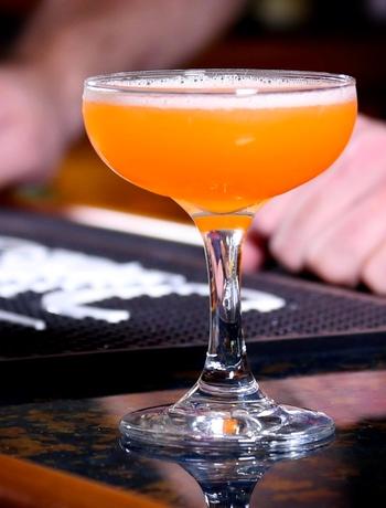 Mezcal Cocktails - The Division Bell