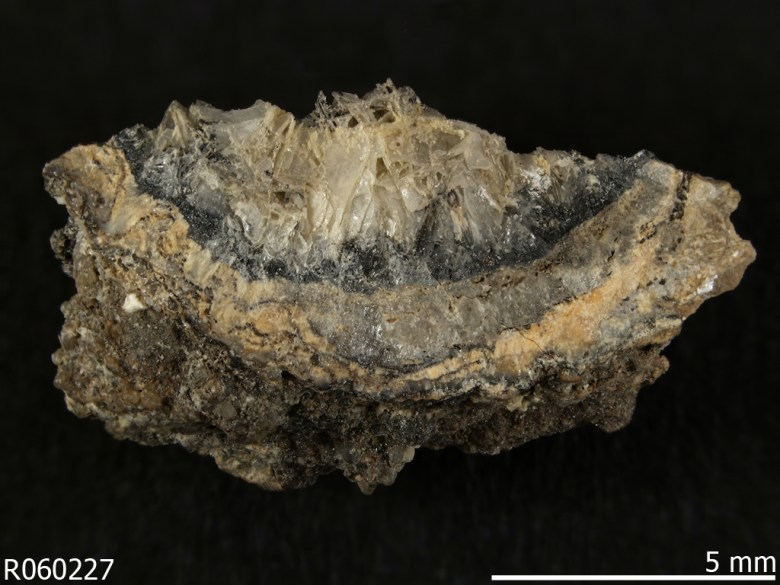 Abhurite formed in the wreck of the SS Cheerful, 14 miles NNW of St. Ives, Cornwall, England