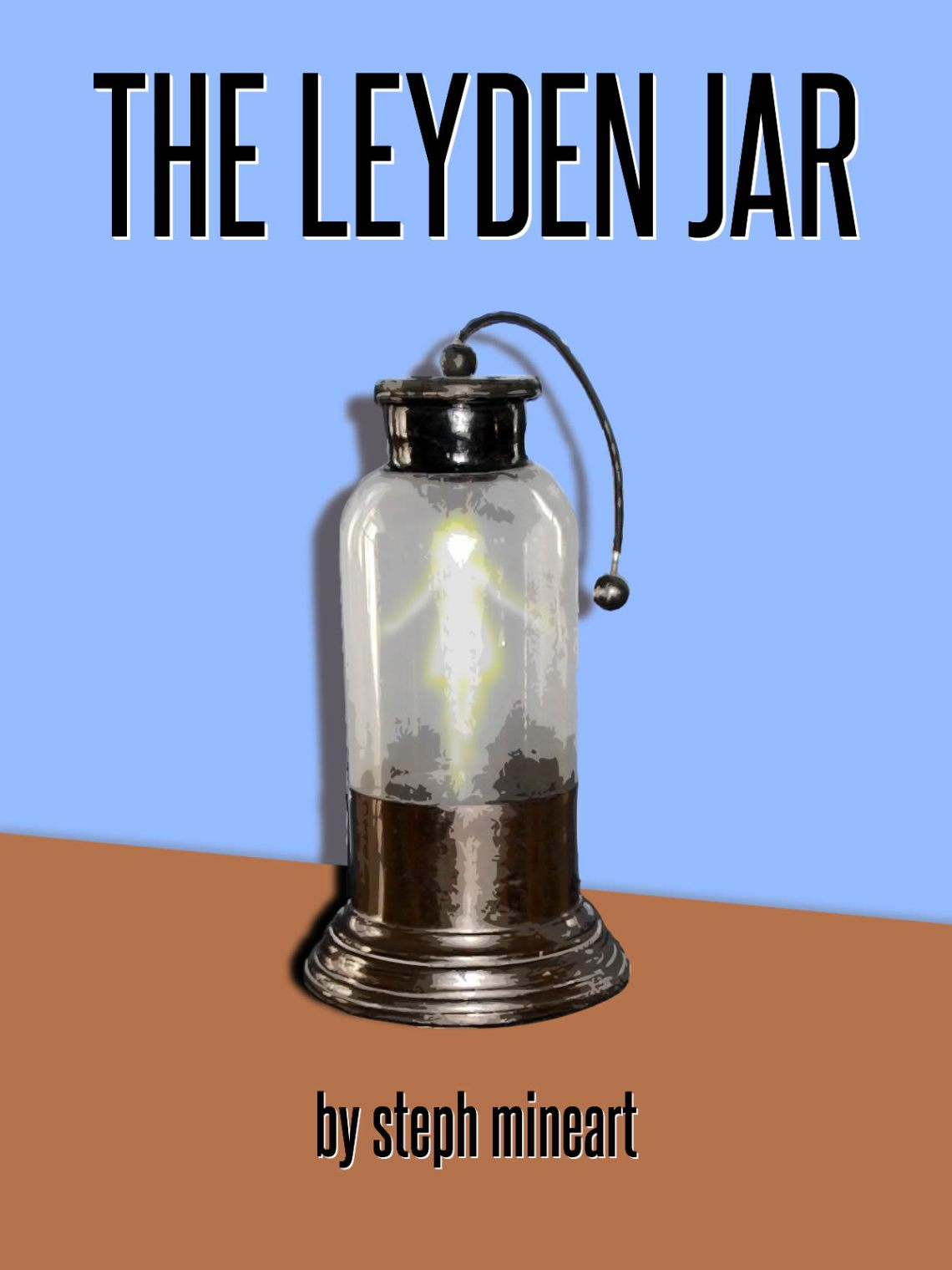 The Leyden Jar - Book Cover