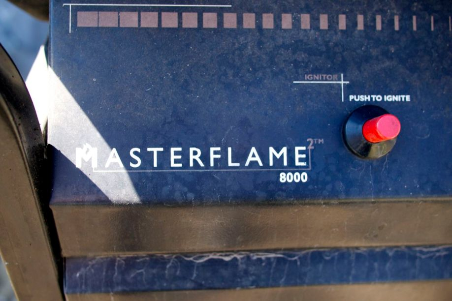 Master Flame 8000
