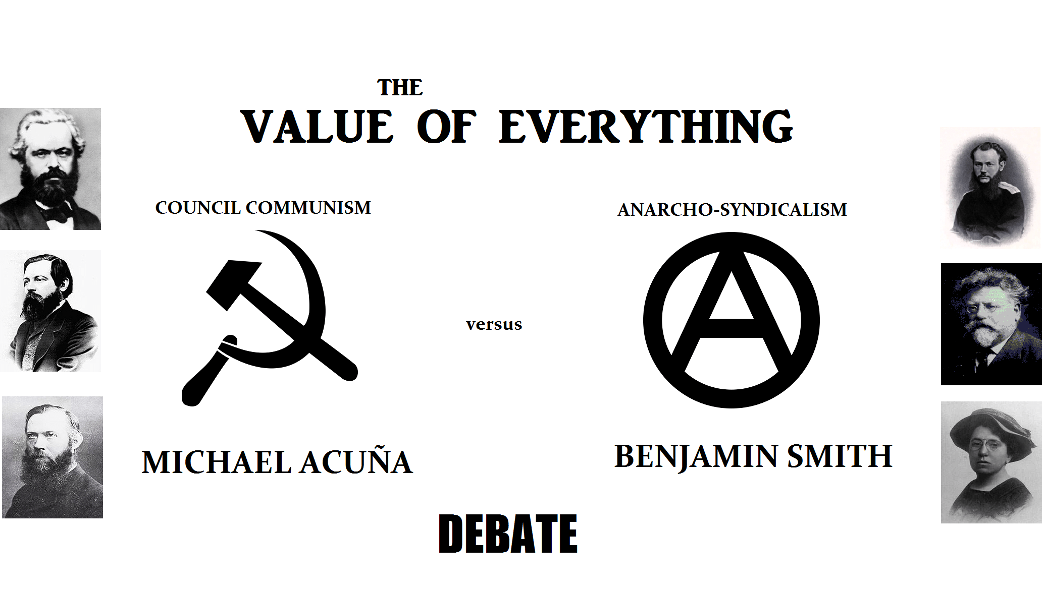 The Value Of Everything Council Communism Vs Anarcho