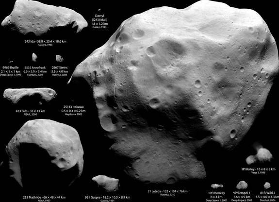 Planetary Resources Plans to Mine Asteroids | Common Sense ...
