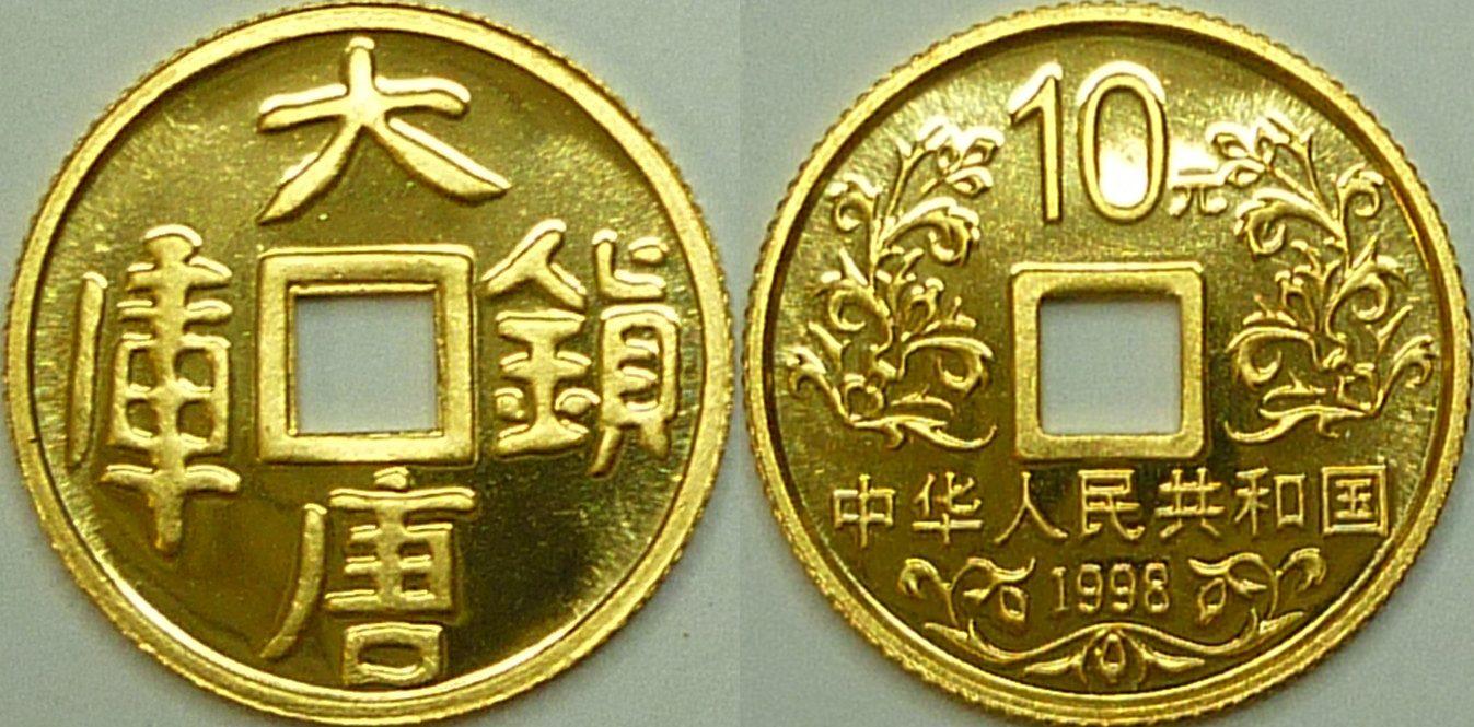 Resultado de imagen para china yuan gold