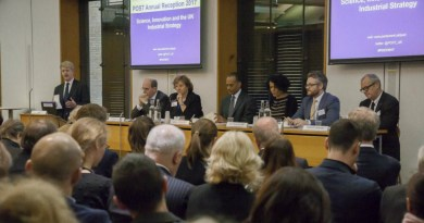 Industrial Strategy: The Role for Science & Innovation