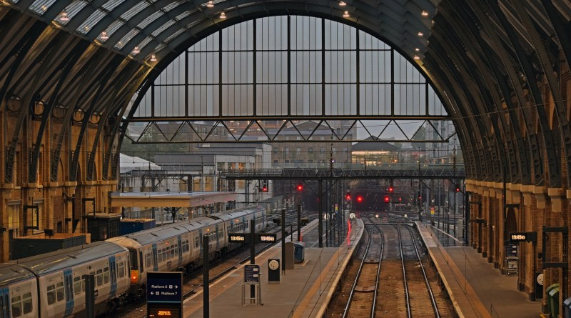 How accessible are Britain's railway stations? – House of