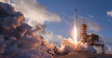 When will UK spaceports be ready for lift-off?