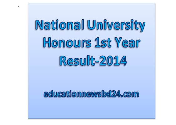 Result of National University