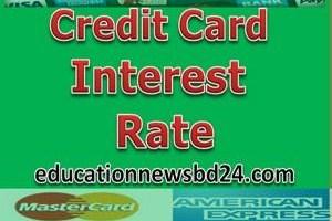 Credit Card Interest Rate Bangladesh