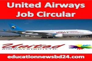 United Airways Job Circular