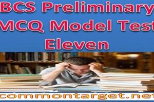 BCS Model Test Eleven