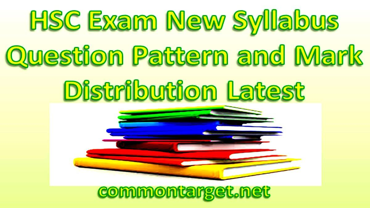 HSC All Subjects New Curriculum