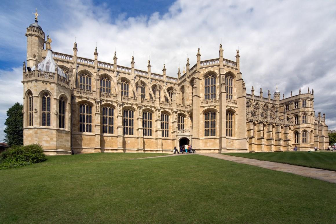 funeral of the duke of edinburgh St George's Chapel, Windsor Castle