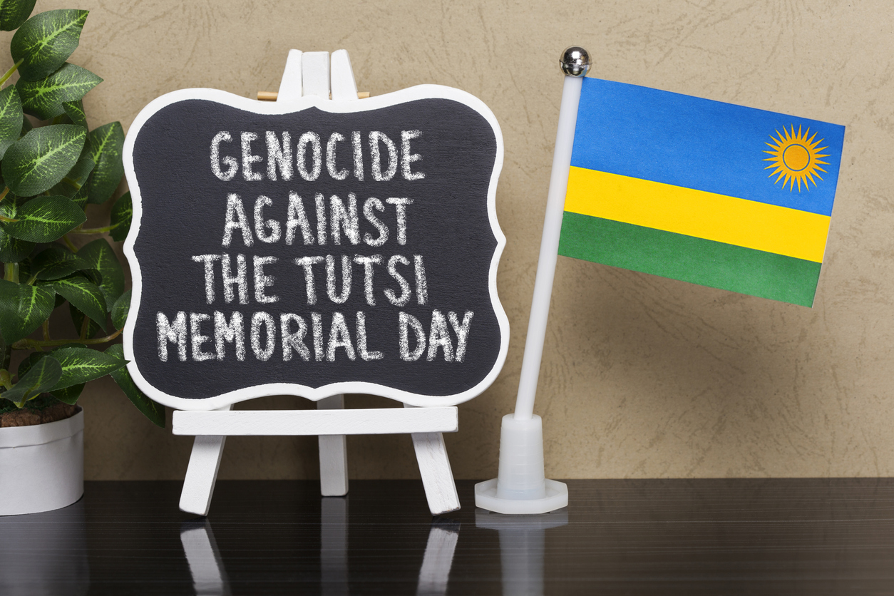 International Day of Reflection on the Genocide in Rwanda an online panel