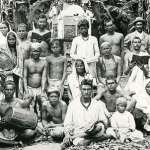 Coolies, Africa in 1860