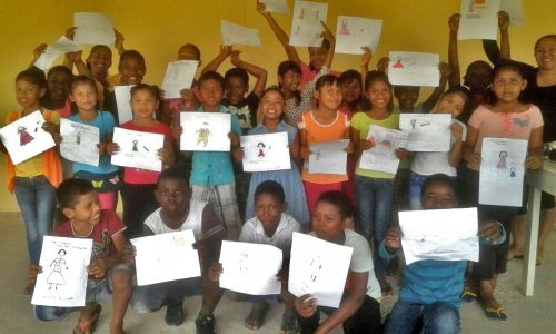 Guyana Foundation Children