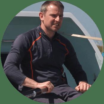 Richard Allen Ocean Rower