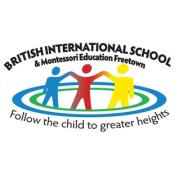 British international school and Montessori Education Freetown