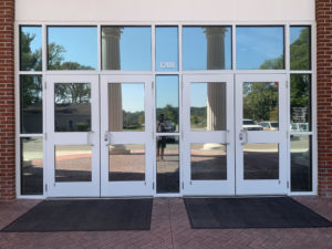 privacy film, commercial window tinting, christian embassy