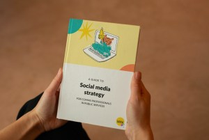 Social media strategy guide for non-profits