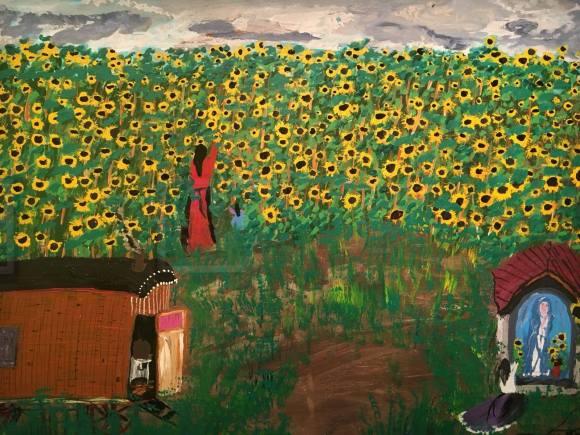 Peinture de Ceija Ctojka