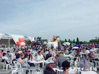 オクトーバーフェスト2017に行ってきたよin駒沢公園!混雑あり!?レポート