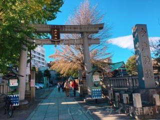 今戸神社のお守りの種類に限定の御朱印帳やおみくじが全て招き猫レポ!