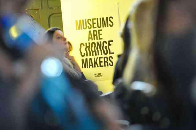 We Are Museums - les musées sont des acteurs du changement