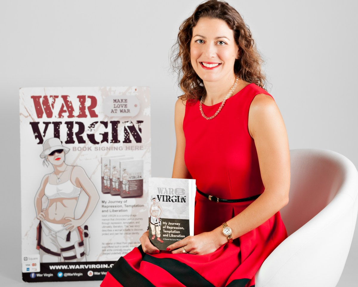 Life Lessons from a War Virgin: Laura Westley