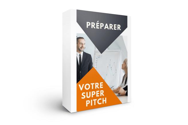 préparer votre super pitch