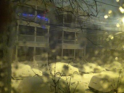 #Blizzard2013, Cambridge, Boston