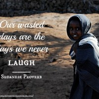 The Days We Never Laugh