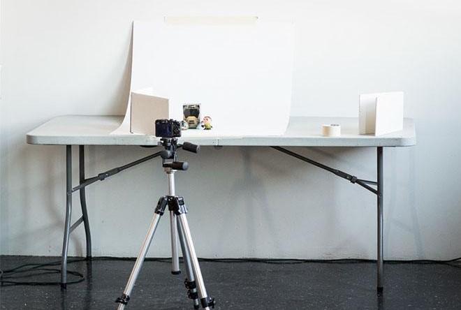 comment prendre en photo ses produits pour le e-commerce