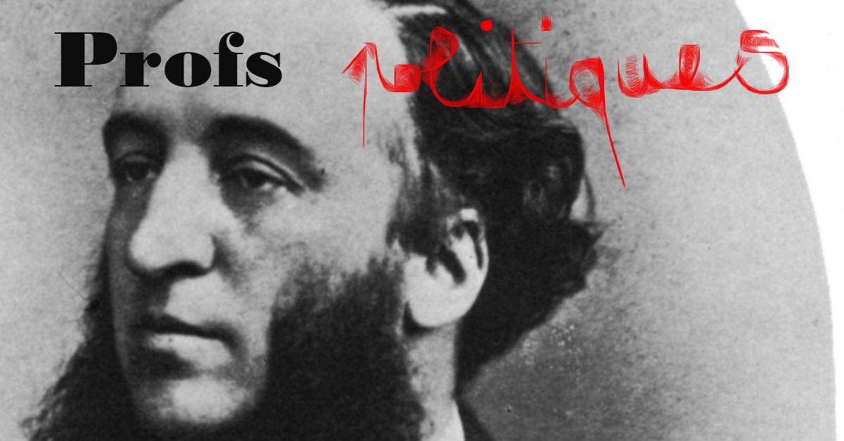 Jules Ferry et professeurs politiques