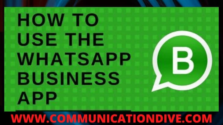 Whatsapp Business App Features