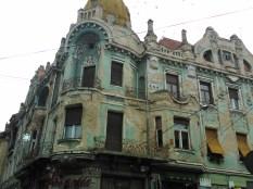 downtown oradea