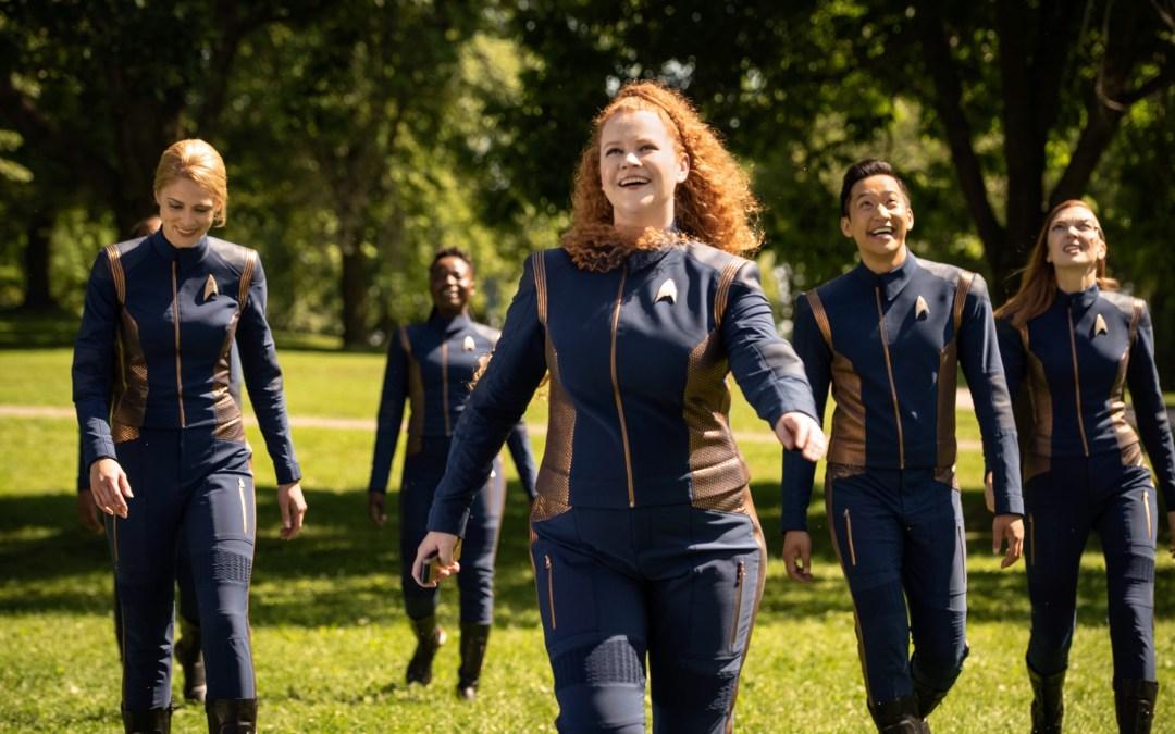 """Trekbarometer Auswertung – Star Trek: Discovery (3×03) """"Bewohner der Erde"""""""